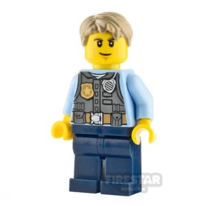 Product shot LEGO Dimensions Minifigure Chase McCain