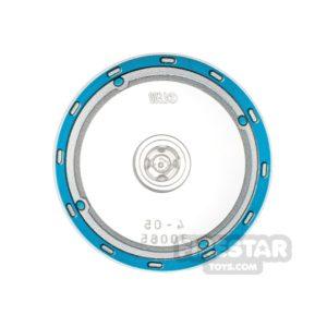 Product shot LEGO Dish 4x4 Gyrosphere