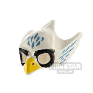 Product shot LEGO - Eagle Headcover - Equila