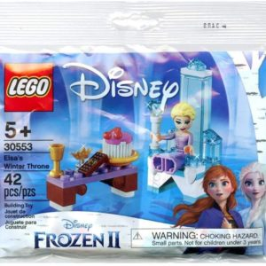 Product shot LEGO Friends 30553 Elsa's Winter Throne