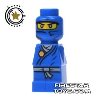 Product shot LEGO Games Microfig - Ninjago Jay