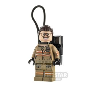 Product shot LEGO Ghostbusters Minfigure Abby Yates
