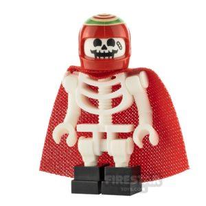 Product shot LEGO Hidden Side Minifigure El Fuego Skeleton