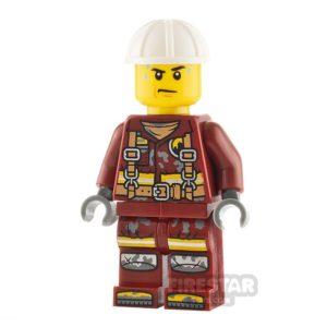 Product shot LEGO Hidden Side Minifigure Pete Peterson