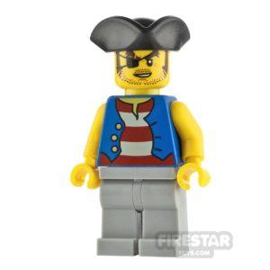 Product shot LEGO Ideas Quartermaster Riggings