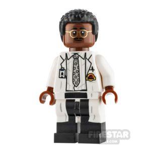 Product shot LEGO Jurassic World Figure Ray Arnold