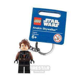 Product shot LEGO Key Chain Star Wars Clone Wars Anakin