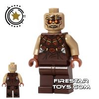 Product shot LEGO Lord of the Rings Mini Figure - Mordor Orc