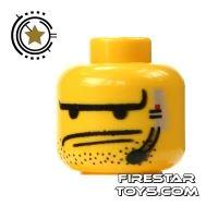 Product shot LEGO Mini Figure Heads - Headset