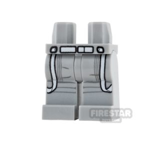 Product shot LEGO Mini Figure Legs - First Order Walker Driver