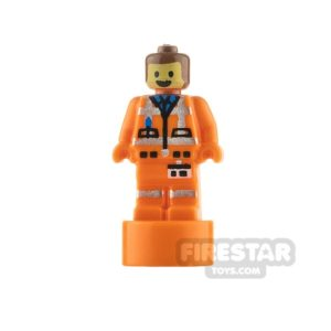 Product shot LEGO Minifigure Statuette Emmet