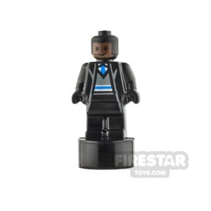 Product shot LEGO - Minifigure Trophy Statuette - Ravenclaw Student
