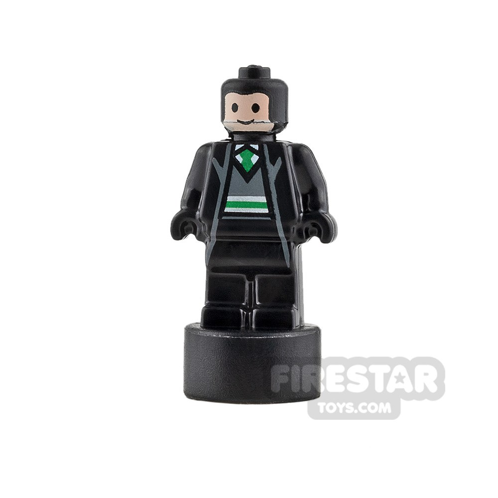 Product shot LEGO - Minifigure Trophy Statuette - Slytherin Student