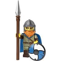 Product shot LEGO Minifigures 71027 Viking