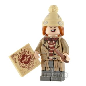Product shot LEGO Minifigures 71028 George Weasley