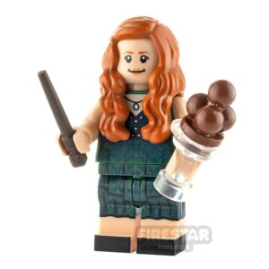 Product shot LEGO Minifigures 71028 Ginny Weasley