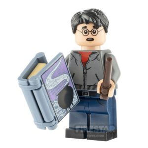 Product shot LEGO Minifigures 71028 Harry Potter