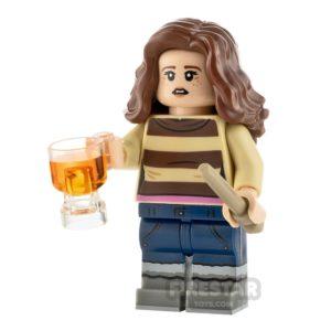 Product shot LEGO Minifigures 71028 Hermione Granger