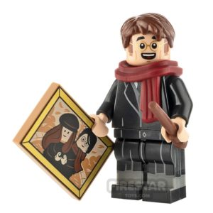 Product shot LEGO Minifigures 71028 James Potter