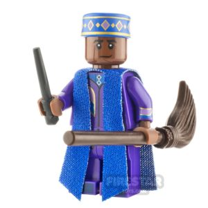 Product shot LEGO Minifigures 71028 Kingsley Shacklebolt
