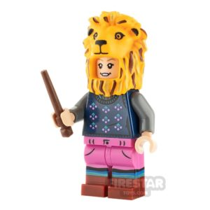Product shot LEGO Minifigures 71028 Luna Lovegood