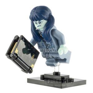 Product shot LEGO Minifigures 71028 Moaning Myrtle