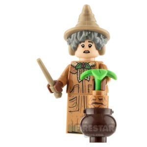 Product shot LEGO Minifigures 71028 Professor Pomona Sprout