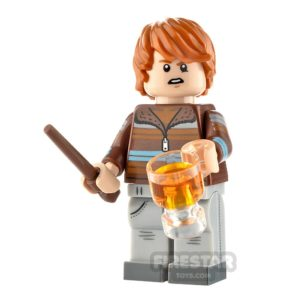 Product shot LEGO Minifigures 71028 Ron Weasley