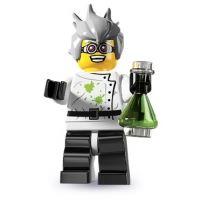 Product shot LEGO Minifigures - Crazy Scientist