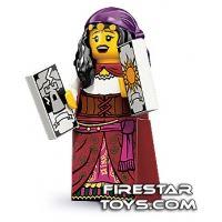 Product shot LEGO Minifigures - Fortune Teller
