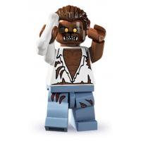 Product shot LEGO Minifigures - Werewolf