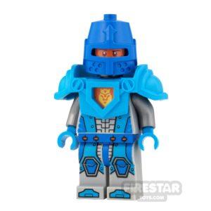 Product shot LEGO Nexo Knights Mini Figure - Royal Guard