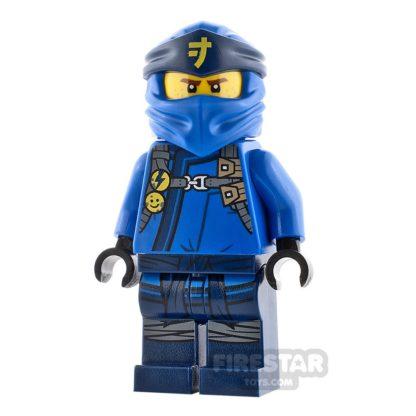 Product shot LEGO Ninjago Minifigure Jay FS