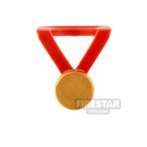 Product shot LEGO - Olympic Gold Medal