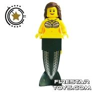 Product shot LEGO Pirate Mini Figure – Mermaid