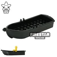 Product shot LEGO - Rowing Boat - Black
