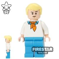 Product shot LEGO Scooby-Doo Figure - Fred