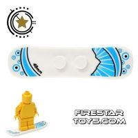 Product shot LEGO - Snowboard