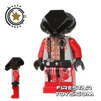 Product shot LEGO Space - UFO Alien