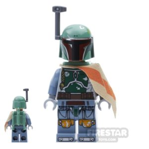 Product shot LEGO Star Wars Mini Figure - Boba Fett