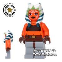 Product shot LEGO Star Wars Mini Figure - Clone Wars Ahsoka
