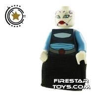 Product shot LEGO Star Wars Mini Figure - Clone Wars Asajj Ventress