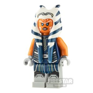 Product shot LEGO Star Wars Minifigure Ahsoka Tano