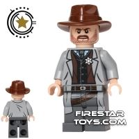 Product shot LEGO The Lone Ranger Mini Figure - Dan Reid
