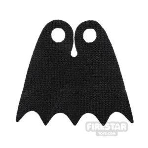 Product shot Lego Cape Batman Scalloped 5 Points Soft Knit