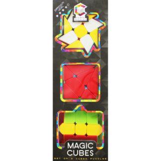 Product shot Magic Cubed Puzzles - Set Of 3