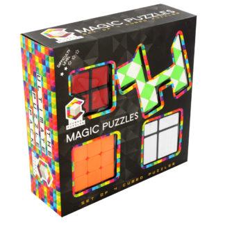 Product shot Magic Cubed Puzzles - Set Of 4