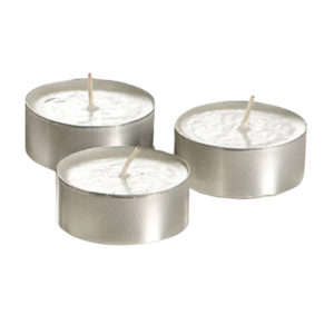 Major Brushes Night Light Candles Pack of 20