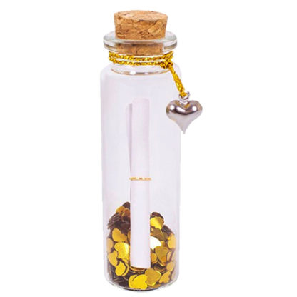 Product shot Mini Message In A Bottle