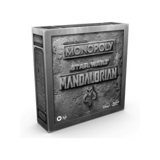 """""""Monopoly: Star Wars The Mandalorian Edition Board Game"""